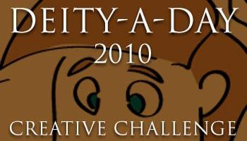 Deity-A-Day 8 | Chad