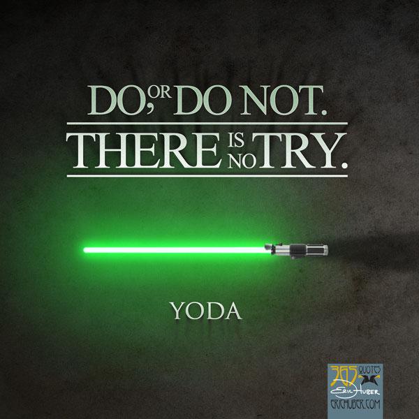 Yoda Jedi Quotes: Do Or Do Not Yoda Quotes. QuotesGram
